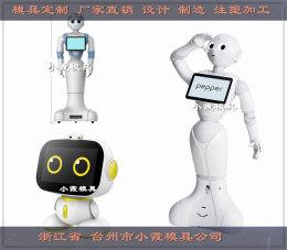 静音机器人 塑胶模具