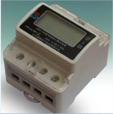 DDSY1540电子式单相预付费电能表导轨式