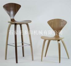 石家庄热压机 木质椅子制作