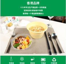 木桶饭盒 米粉米线汤面碗 一次性餐盒快餐盒