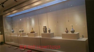 專業制作設計博物館展柜 創新文物展柜廠家
