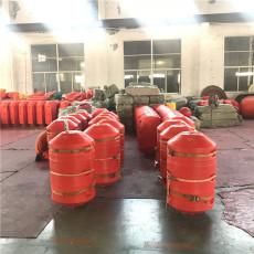 布柳河生活垃圾攔漂浮筒浮式攔污排