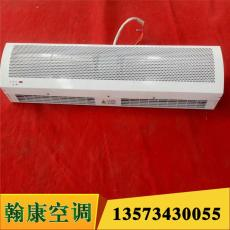 貫流式電熱風幕 電加熱空氣幕 風幕機廠家