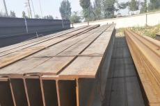 大量現貨供應萊鋼國標和外標H型鋼可定扎
