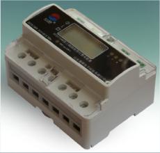 DTSY1540電子式三相四線預付費電能表導軌