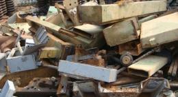 吉林废工业废铁二手回收价格