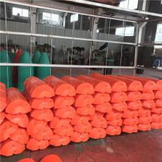 定制鶴地水庫攔漂裝置聚乙烯浮桶產商