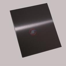高比鋼板發紋深黑色 環保彩色不銹鋼真空鍍