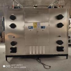 諸城冠通蒸汽發生器 生物質顆粒蒸汽鍋爐