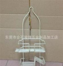 新款噴塑置物架 廠家直銷外貿歐式置物架 浴室掛架批發
