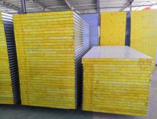 武漢彩鋼廠家武漢復合夾芯板一站式加工