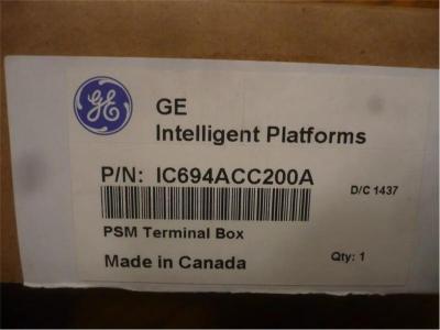 IC697CSE784 GE控制器模块