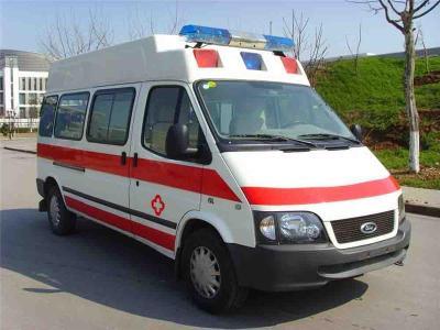 惠州長途120救護車出租-哪里可以租到
