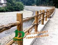 水泥仿木欄桿 仿木護欄 仿木欄桿廠家