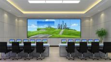 55寸3.5mm液晶拼接屏高清4K會議室監控屏