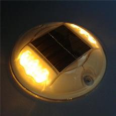6LED太陽能無線同步塑料道釘