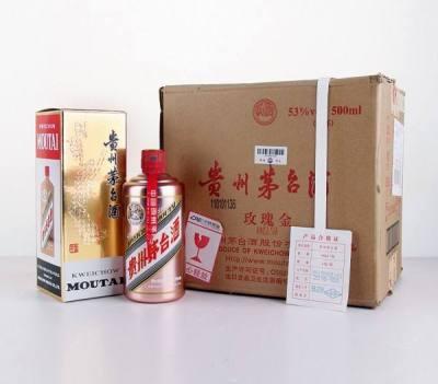 白山回收07年茅台酒能值多少钱