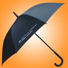禮品廣告雨傘 定做-魅力花園雙骨雨傘