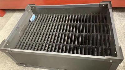 防静电机头箱 深圳黑色静电箱 中空箱厂家