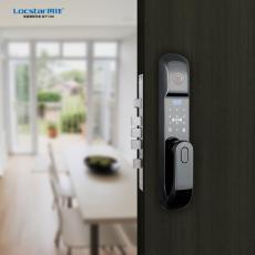 深圳创佳品牌LS-S6全自动指纹锁智能锁
