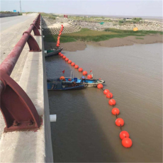 水库警戒线浮球海上插旗子浮漂型号
