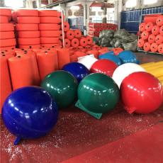 新型海上养殖浮球航道警示浮漂厂家