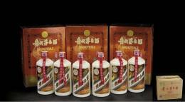 梧州回收16年茅台酒今日报价