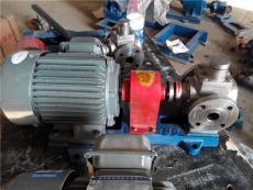 YCB-B不銹鋼食品衛生齒輪泵