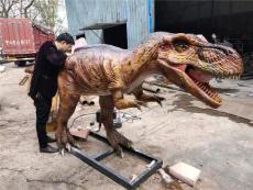 貴州大型仿真恐龍模型制作基地