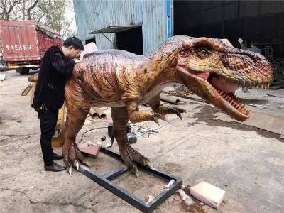 贵州大型仿真恐龙模型制作基地