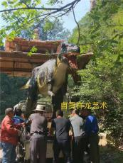 專業戶外仿真恐龍模型制作   仿真恐龍價格