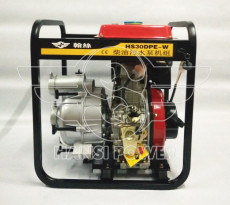 3寸柴油机污水泵抽粪泵排污泵