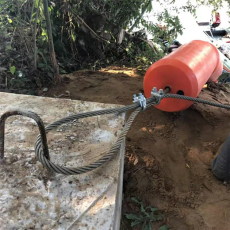 河道漂浮物拦截网水电站拦漂排批发