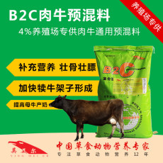利木赞牛育肥技术 利木赞牛吃什么饲料