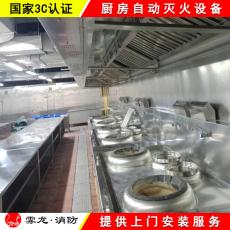 辽宁省厨房灭火装置快速灭火 CMDS20-2-YH