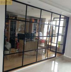 墨高门窗厂家供应外观精致玻璃窄边推拉门