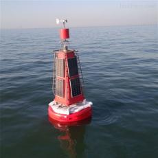 河道圆盘型浮标直径2.4米非钢制浮标价格