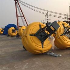 柏泰专业生产深水浮标高分子聚乙烯航标
