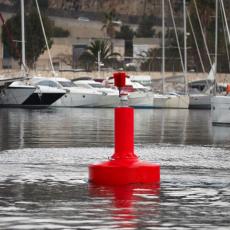 海上耐腐蝕界標高強度深水浮標廠家