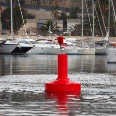 海上警示太陽能燈浮標生產廠家
