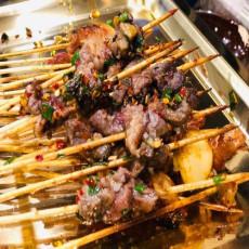 鄭州哪里學烈火牛肉烤串全套技術