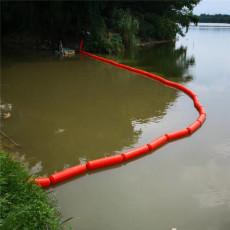 金峰自來水廠進水口攔污設施浮式攔阻索規格