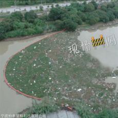 旗渠湖攔船警示浮筒專用湖面攔垃圾浮筒
