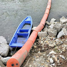 常莊水庫擋垃圾浮筒閘口導漂排賣點