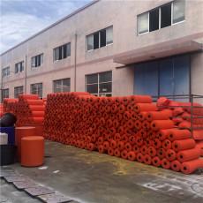 新型攔渣浮桶水上擋垃圾浮筒加工廠