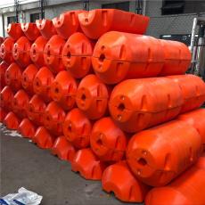 錨固墩固定浮式阻截設施聚乙烯浮筒特色
