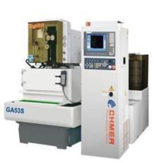 臺灣慶鴻慢走絲GA53S、數控加工機床