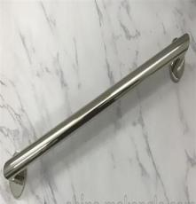 劍雅五金新品304不銹鋼單桿毛巾桿工程衛浴掛件浴巾架可定做