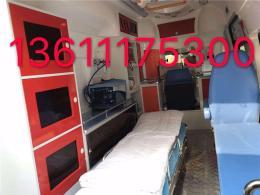 吐鲁番长途120救护车出租-随租随到