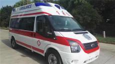 克拉玛依120救护车出租危重病人首选